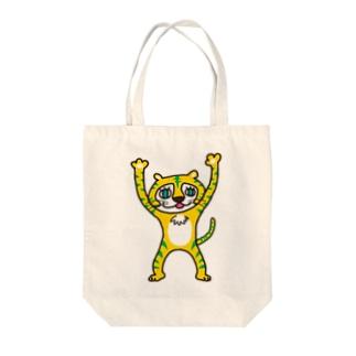 トラジル Tote bags