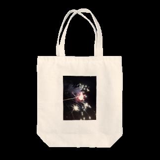 junaの火花 Tote bags