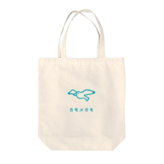 BUSCEMISのカモメカモ Tote bags