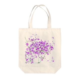 ayakaのhappiness Tote bags