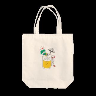 木村有希│Yuki KimuraのSUMMER BEER Tote bags