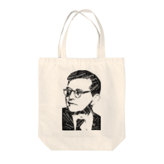 Japan-Russia NewsのШостакович HQ Tote bags