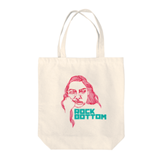 hitomi1985のrock bottom  Tote bags