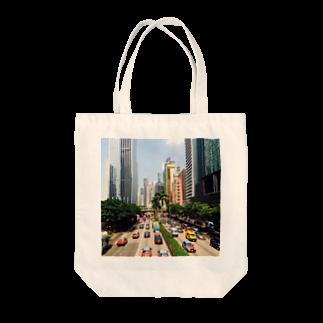 preppのI Love HK Tote bags