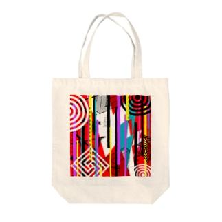 絹 Tote bags