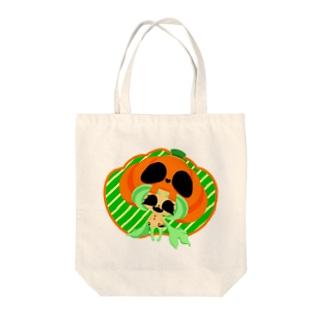 【プゥ】 Tote bags