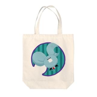 【デッチュー】 Tote bags