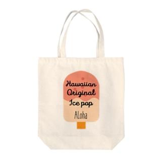 アイスバー(アロハ) Tote bags
