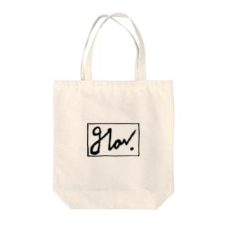 glowトート Tote bags