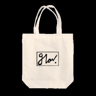 daiki_kawauchiのglowトート Tote bags