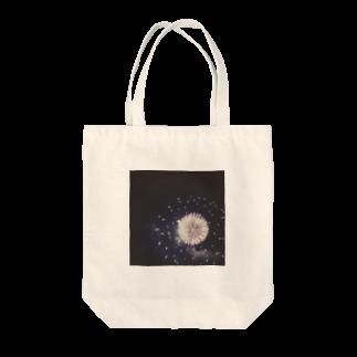 good nightの花火のかわいいところ Tote bags