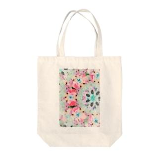 花鏡の宝箱 Tote bags