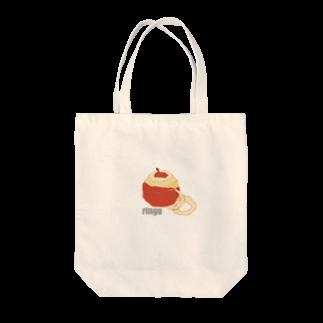 JIKIのringo Tote bags