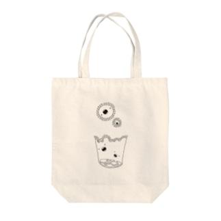 界面活性剤 Tote bags