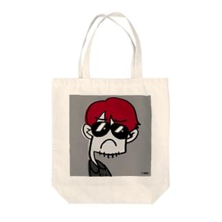 お前、リオタ・ナカムラやな。 Tote bags