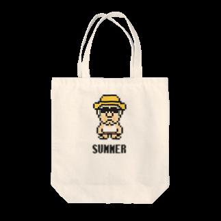 カットボスのカットボス - 夏 Tote bags