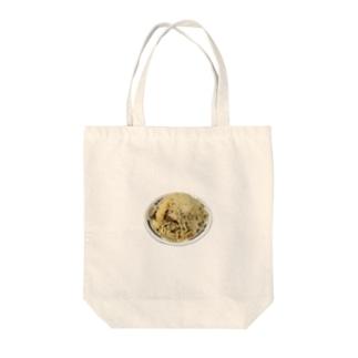 ラーメン二郎 Tote bags