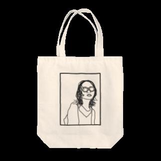 HANAMARUのICHIGO CHAN Tote bags