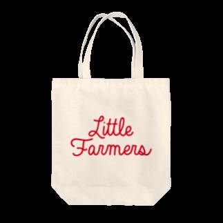 Kougyokuya NYCのLittle Farmers ロゴT Tote bags