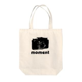瞬間 Tote bags