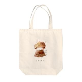 ほたるちゃん Tote bags