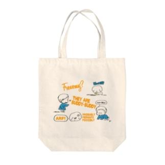 friend Tote bags
