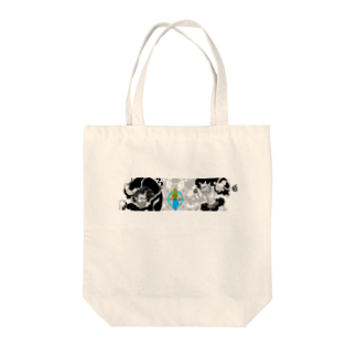 kozono.108のHuujin&Raijin Tote bags