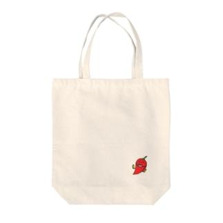きむち🌶 Tote bags