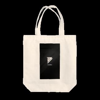 RUSSELのDustelBoxロゴマークスマホケース Tote bags