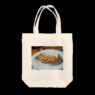 sachicooooooooの自然と餃子デートに誘えるグッズ Tote bags