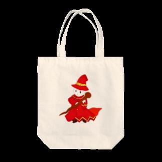 po_1mpom8mfuuinのソーサラー Tote bags