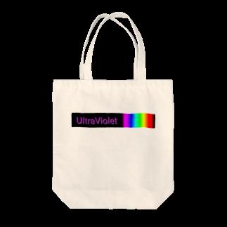 令和ベイビーの紫外線 Tote bags