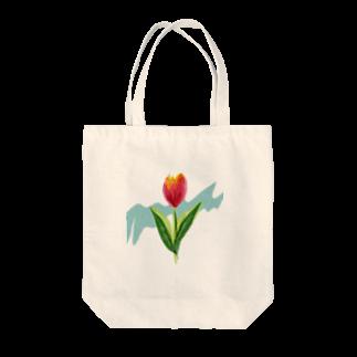 YAMADAのちゅうりっぷ Tote bags