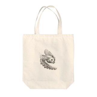 人面魚 Tote bags