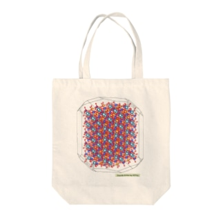 透輝石 Written by VESTA3 Tote bags