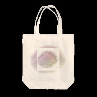 hitomin311のdiamond Tote bags