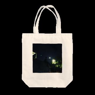 ch0mmmのお月さま Tote bags