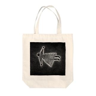 Blackbird Tote bags