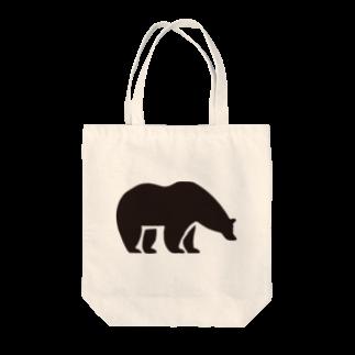 BASE-CAMPのBASE BEAR 01 Tote bags