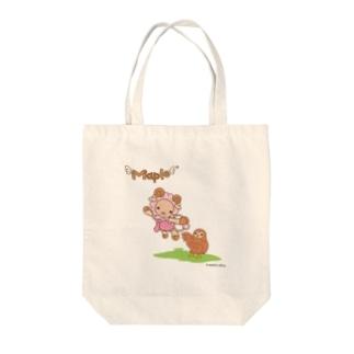メープル~空飛ぶ羊の物語~ Tote bags