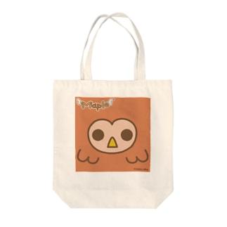 オリゴ Tote bags