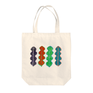 KOKaKのツチノコ Tote bags