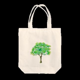 石川 佳宗の樹木3 Tote bags