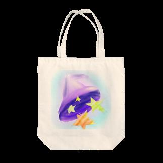 魚風商店の魔法の帽子 Tote bags