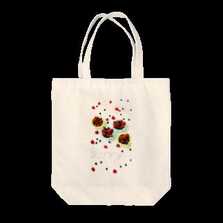 LRqWAQu9fOhj7WZのスイーツ Tote bags