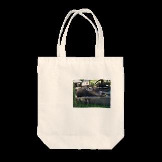 maik1982の牛 Tote bags