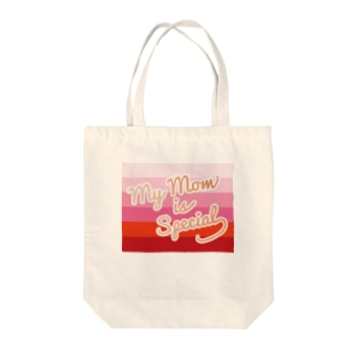 My Mom is Special Tote bags