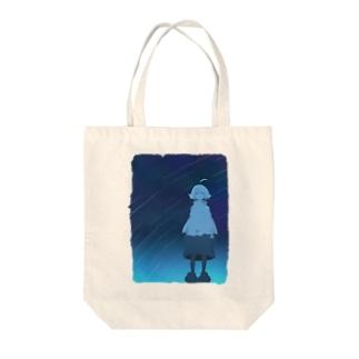 星にねがいを Tote bags