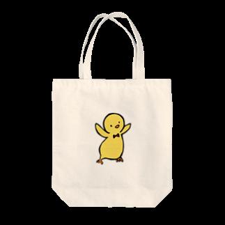 さくらのひよこ Tote bags