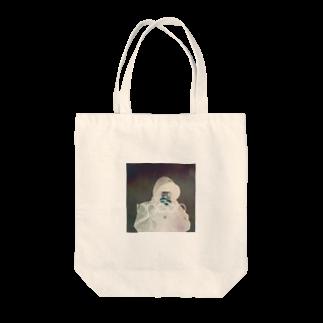 nnoonのstreamer Tote bags